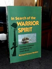 In Search of the Warrior Spirit by Richard Heckler 1992 2nd ed. Green Berets