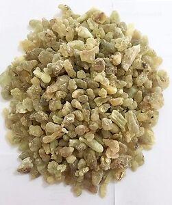 Royal Green Frankincense Hojary resin Oman,Boswellia sacra. Hojari.