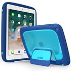 """New iPad 9.7"""" 2017 2018 Case Mumba Kido Protection Cover for Kids w/ Carry Strap"""