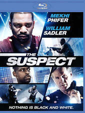 The Suspect Blu-ray Disc 2014 Mekhi Phifer, William Sadler Sterling K. Brown