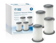 Fette Filter - Vacuum Filters Compatible with Black + Decker POWERSERIES PRO ...