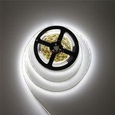 24V 16FT 10mm 3528 LED Strip 240Led/m 5M 1200 SMD Cool White Light SMD IP20 NP