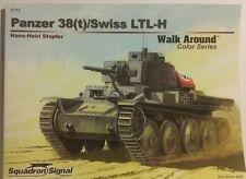 Squadron Signal publications, Panzer 38t/Swiss LTL-H