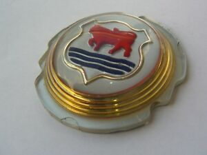 Morris Oxford NOS BDH1783 Bonnet Badge Centre .. BMC Morris Oxford Series 5 + 6