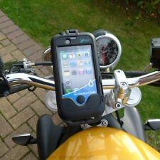 Supports de GPS noirs iPhone 4s pour téléphone mobile et PDA Apple