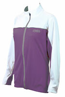 EIGO LADIES CYCLE JACKET XL PURPLE CYCLING BIKE MTB ROAD LONG SLEEVE
