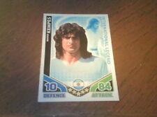 Topps MATCH ATTAX World Cup 2010 - MARIO KEMPES International Legend Card.