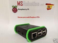 Caja NEGRO para Raspberry PI B+, Pi 2 Y  Raspberry Pi 3, 3 B+