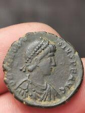 superbe Maiorina pecunia de Théodose , Nicomédie 392-395 ! 5,86 g