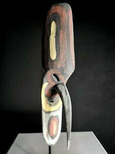 "Old Mosquito ""Parak"" Mask, M. Sepik, Papua New Guinea, PNG, Tribal Art, Oceanic"