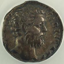 AD 194-195 Roman Silver Coin Clodius Albinus Alexandria Mint ANACS VF-30 AKR