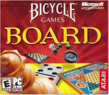 Bicycle Board Games  ( Jewel Case) (PC) *New,Sealed*