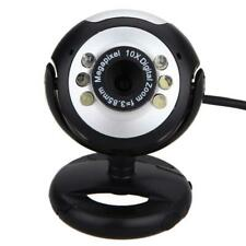 0.5MP 6 LED caméra Webcam USB avec micro CMOS capteur caméra Web caméra avec