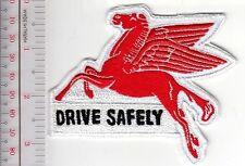 Vintage Mobil Oil Mobilgaz Company Pegasus Automotive Oil & Gazoline Drive Safel