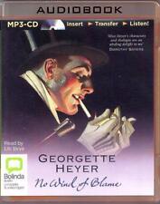 No Wind of Blame by Georgette Heyer read by Ulli Birve Unabridged MP3 Audio Book