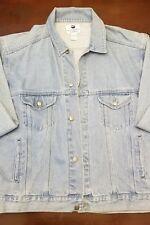 f247b675d76 Pepsi Denim Vintage 90s Nothing Else Is A Trucker Blue Jean Jacket Size XL  Rare