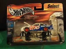 2001 HOT WHEELS RACING SELECT JOHNNY BENSON 1:64 SCALE RACE CAR
