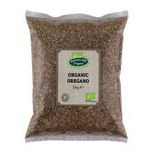 Organic Dried Oregano 5kg Certified Organic