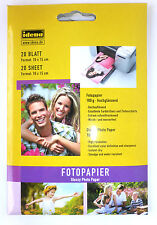 Fotopapier 180 Gramm Glossy Photo Paper10cm x 15cm 20 Blatt
