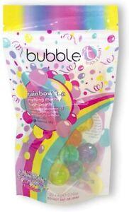Rainbow Tea Melting Bath Pearls 20 X 4g Bubble Bath Bubbles Cleanse Nourish Skin