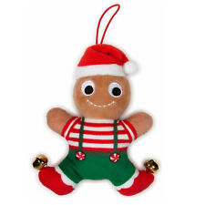 Kidrobot Yummy World Holiday Gingerbread Plush Figure NEW Toys and Collectible