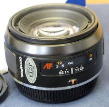 OLYMPUS OM-SYSTEM AF 50mm 1:1.8 lens
