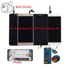 OEM Xiaomi hongmi redmi Note 4 4X 4A LCD Display + Touch Screen Digitizer Frame