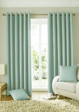 Alan Symonds Polyester Eyelet Top Curtains & Pelmets