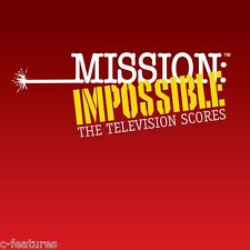 MISSION: IMPOSSIBLE Lalo Schifrin TV Scores 6-CD Box Set LA-LA LAND Ltd Ed NEW!