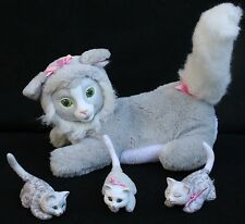 Kitty Surprise with 3 kittens - VINTAGE lot