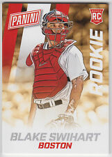 BLAKE SWIHART 2015 Panini National NSCC Rookie Thick /100 #49 Red Sox N15