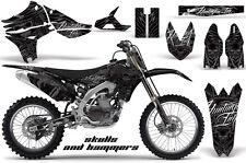 YAMAHA YZF 450 Graphic Kit AMR Racing # Plates Decal Sticker Part 10-13 SAHS
