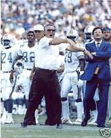 DON SHULA MIAMI DOLPHINS UNSIGNED 8X10 PHOTO