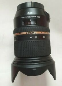 TAMRON SP 24-70mm F/2.8 Di VC USD A007E Fast Zoom Lens For Canon New repaired