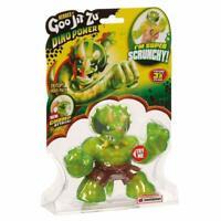Heroes of Goo Jit Zu Dino Power Pack - Tritops Triceratops Super Scrunchy Figure