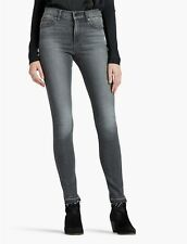 LUCKY BRAND Women's NWT Bridgette Skinny Ankle Raw Hem Jeans US 10 / 30 RRP $130