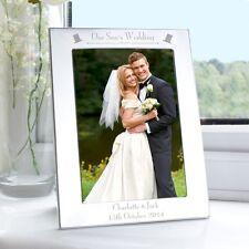 - Personalizzato per i nostri figli Wedding Day-Cornice foto-regalo dei genitori