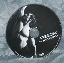 P90X Disc # 7 X Stretch Replacement Disc Dvd Extreme Home Fitness