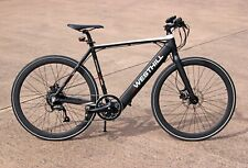 Electric Bike WESTHILL ENERGISE EX DEMO Crossbar City Bicycle Commuter Ebike