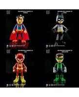 justice League Mini Hybrid Metal Action Figure