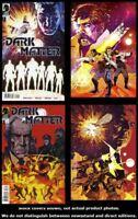 Dark Matter 1 2 3 4 Dark Horse 2011 Complete Set Run Lot 1-4 VF/NM