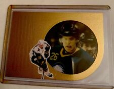 Black Diamond, Run For The Cup, Thomas Vanek, Buffalo Sabres, #CUP3, N/M Cond.