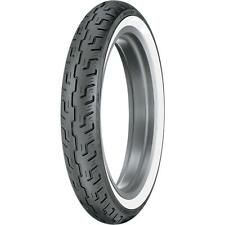 DUNLOP D401 HARLEY DAVIDSON WWW 100 90 19 57H NEW FRONT MOTORCYCLE TIRE 3024-25