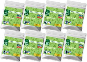 Eight Pack - Outdoor & Emergency Food - Original Porridge - Premium Quality Meal