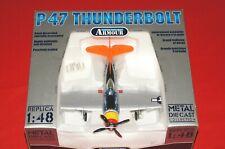 Franklin Mint Armour Collection P47 Thunderbolt Tarheel Hal Metal Model New