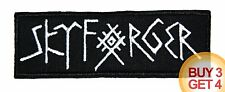 SKYFORGER WT PATCH BUY3GET4,ARKONA,MOONSORROW,KAMPFAR,ENSLAVED,WINDIR,FOLK METAL