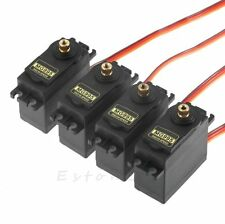 4x RC Servo MG995 Metal Gear High Speed Torque of airplane helicopter car boat