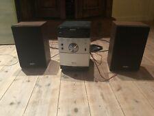 mini stereoanlage mit cd und mp3-Anschluss