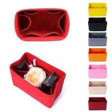 Felt Insert Bag Makeup Handbag Organizer Travel Inner Purse Portable Storage