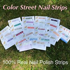 B3G1 ~ Halloween in Stock!! ~ Color Street Nail Strips ~ 100% Nail Polish Strips